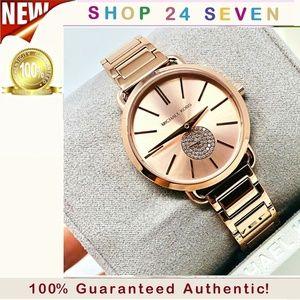 NWT Michael Kors Portia Watch MK4331
